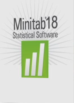 Minitab 18 Statistical Software